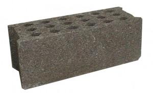 Le bloc plein perforé - Granulex