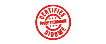 Cabinet d'étude thermique Didome